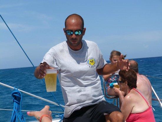 FatCat Ocean Adventures: The Coooooolest  Captain