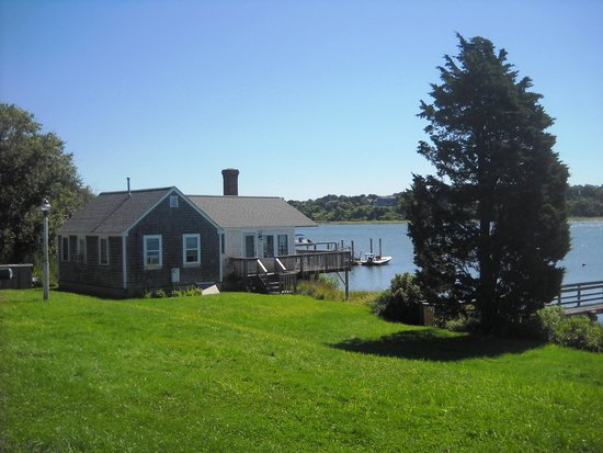 Anchorage on the Cove: View of a Cottage
