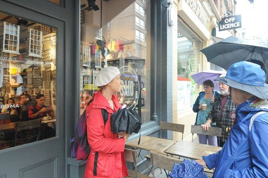 London Food Lovers Tours: Prepare to be delighted