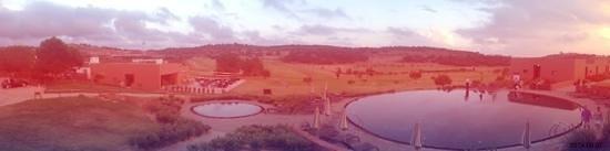 Morgado Golf & Country Club: vista panoramica do quarto.