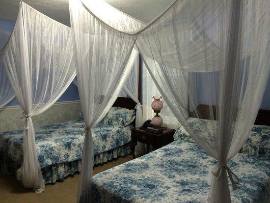 Gunter Hotel : A double room