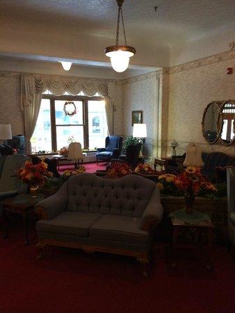 Gunter Hotel : Lobby