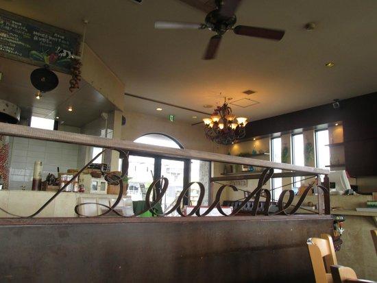 iL CHIANTI BEACHE: dining room