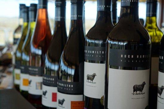 Hugh Hamilton Wines : The wines