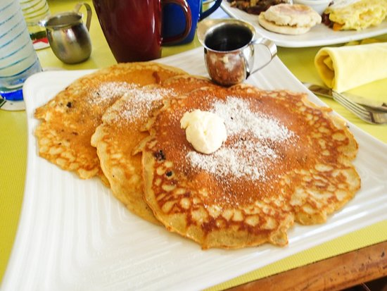 Sunshine Grill : pancakes
