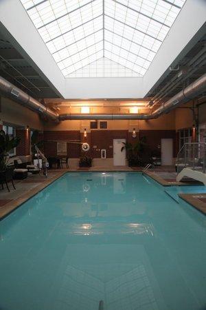 Pool Picture Of The Artesian Hotel Spa Sulphur Tripadvisor