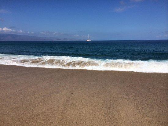 The Westin Kaanapali Ocean Resort Villas : Resort beach