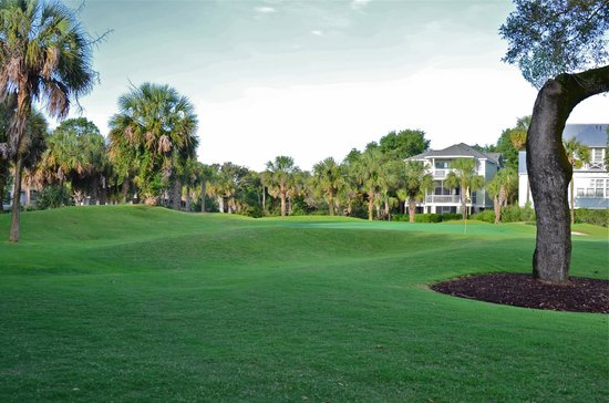 Wild Dunes Resort Golf