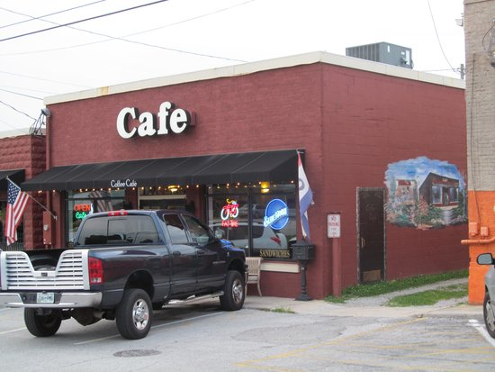 Coffee cafe manchester tn