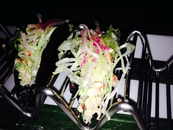 Bandolero: Crab Taquitos