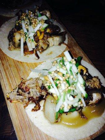 Bandolero: Suckling Pig Tacos