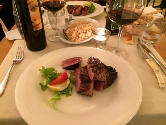 carne,brunello e cannellimi... - Picture of La Terrazza, Bagno ...