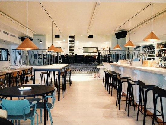Pastor Restaurant: design