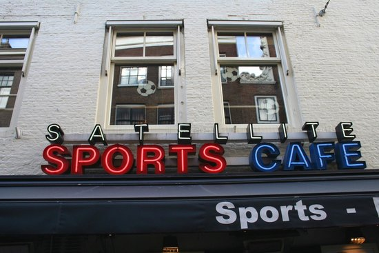 Satellite Sports Cafe 2