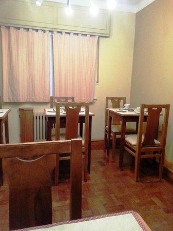 Kospi Boutique Guesthouse: Sala de Café da Manhã