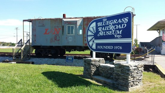 Bluegrass Scenic Railroad and Museum: Just ok