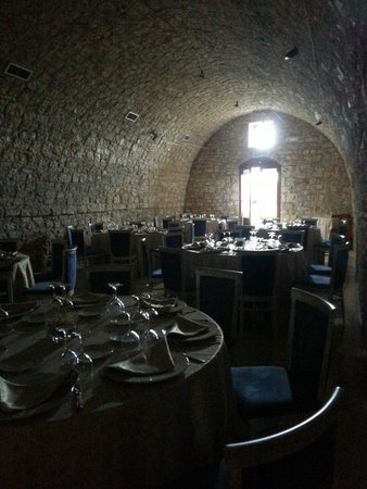 Masseria Mofetta: Ex stalla... un gioiello...
