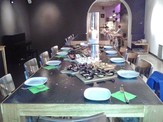 Ristorante Galleria Da. Co. : Tavolo per l'after-dinner