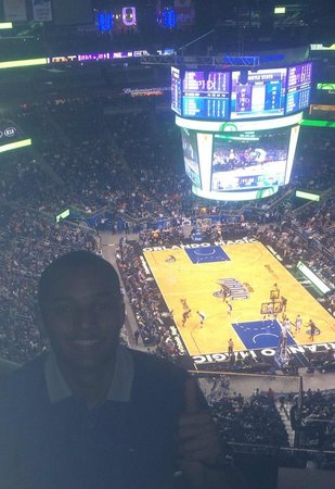 Amway Center : Incrivel