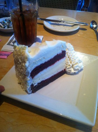 The Cheesecake Factory: Delicious