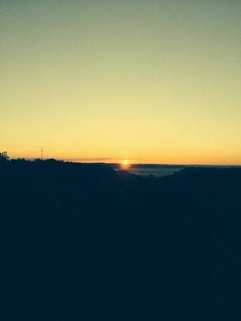Worldmark Galena : Sunrise from our balcony