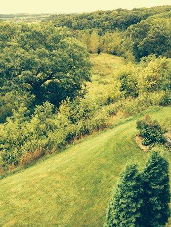 Worldmark Galena : View from balcony
