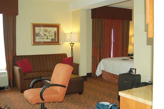 Hampton Inn Columbia: Room