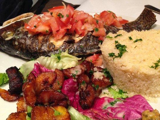 Yan Kady Chez Fatou: atcheke poisson alocos