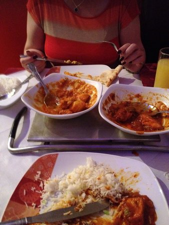 Indian Ocean: Curries