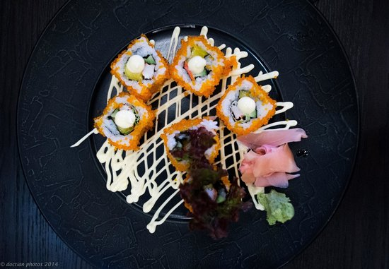 Azabu Restaurant: Maki