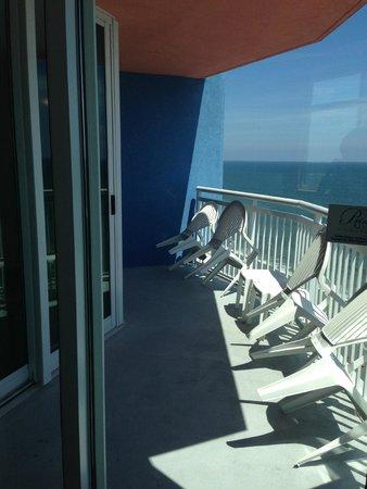 Prince Resort: Ou room Balcony