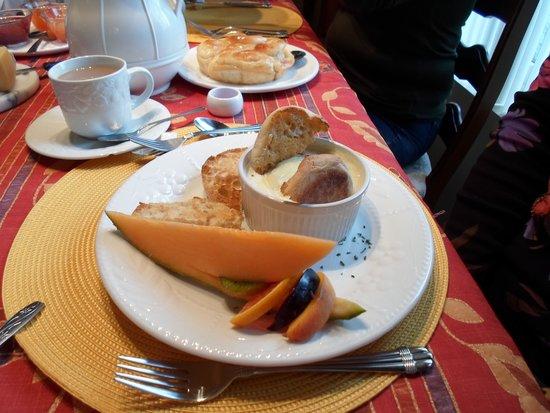 Maison Dufour & Bouchard: breakfast like no other!