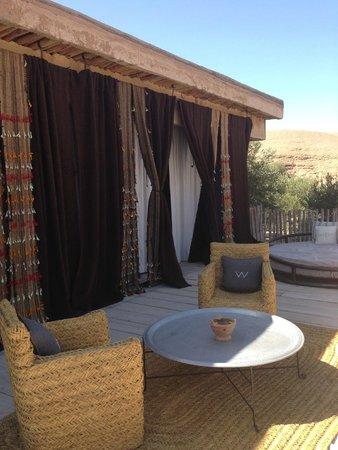 La Pause: La terrasse