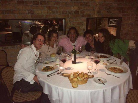 Gero Ipanema : cena de amigos en Gero