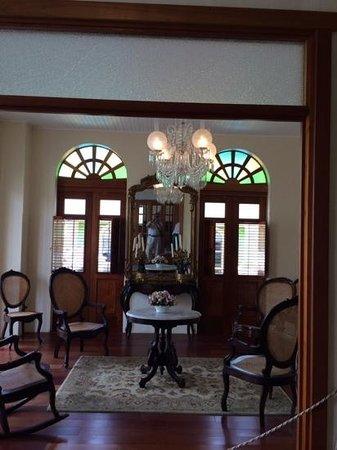 San Sebastian, Πουέρτο Ρίκο: Sala de estar