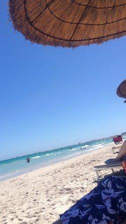 فندق ريو المنصور: the beach