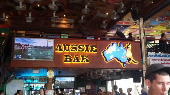 ‪Aussie Bar‬
