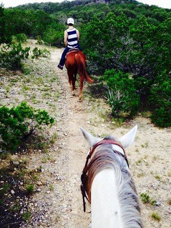 Silver Spur Ranch: Trails for eveyone to enjoy - beginners to experienced riders!