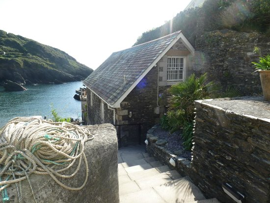 The Lugger Hotel: The Boat House
