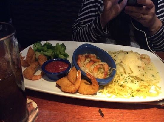 Red Lobster : combo