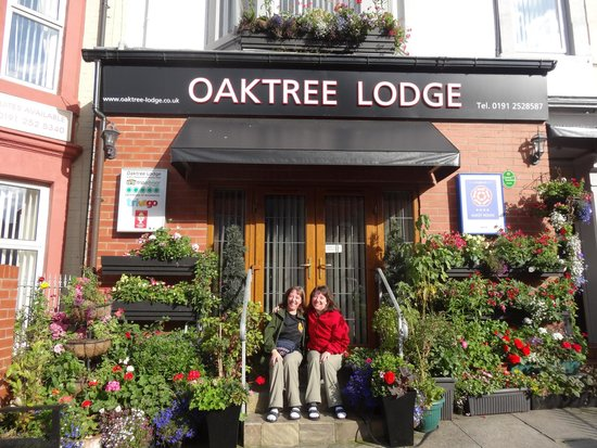 Oaktree Lodge: Day 1 of our trip
