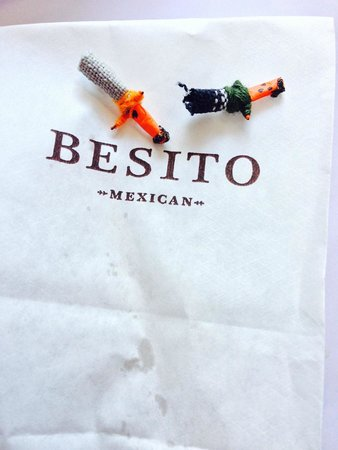 Besito Mexican: Worry Dolls