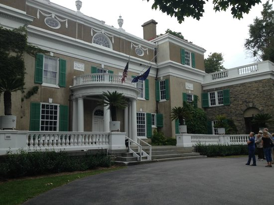 Franklin D. Roosevelt Presidential Library and Museum: FDR House