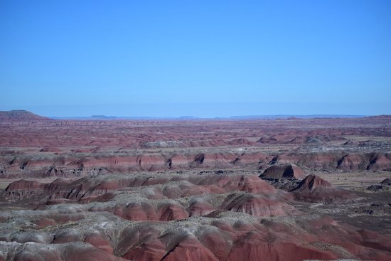 Painted Desert : Pretty View