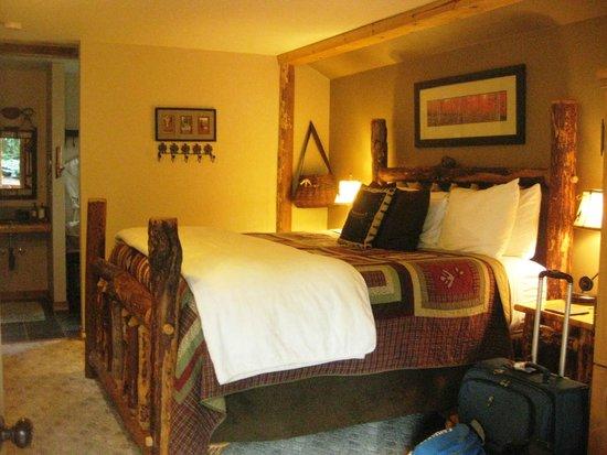 Carson Ridge Luxury Cabins: Fishing Creel Cabin