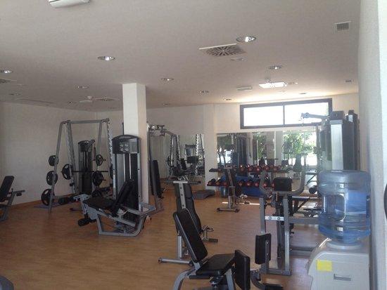 salle de sport plut 244 t bien 233 quip 233 e picture of blau punta reina resort porto cristo tripadvisor