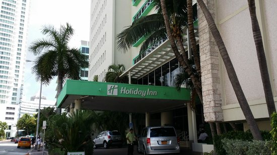 Holiday Inn Miami Beach : Hotel