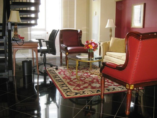 Bourbon Orleans Hotel: Room 149