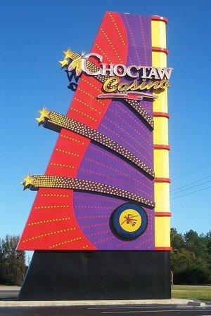 Choctaw Casino Resort: Casino