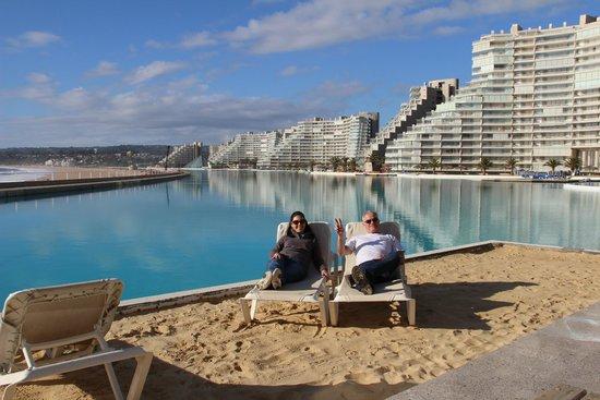 San Alfonso del Mar: Maior piscina do mundo